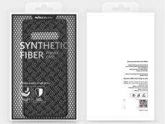 قاب محافظ فیبر نیلکین سامسونگ Nillkin Synthetic Fiber Plaid Case Samsung S10 Plus