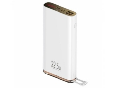 پاور بانک سریع بیسوس Baseus Starlight Digital Display 20000mAh Power Bank