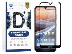محافظ صفحه نمایش شیشه ای LITO با پوشش کامل Nokia 3.2