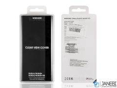 کیف هوشمند اصلی سامسونگ Samsung Note 10 Plus Clear View Cover