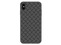 قاب محافظ فیبر نیلکین آیفون Nillkin Synthetic Fiber Plaid Case Apple iPhone X/XS