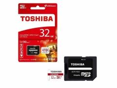 رم میکرو اسدی 32 گیگابایت Toshiba 32GB EXCERIA M302 microSDHC Class 10