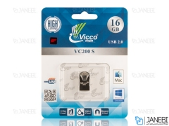 فلش مموری ویکو من Vicco Man VC200 USB 2.0 Flash Drive 16GB