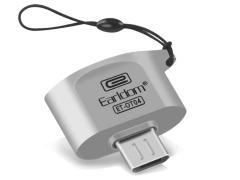 مبدل او تی جی ارلدام Earldom OTG USB-A to Micro USB Adapter ET-OT04