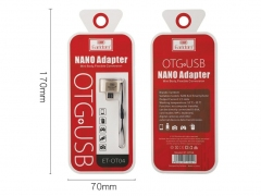 مبدل او تی جی ارلدام Earldom OTG USB-A to Micro USB Adapter ET-OT04