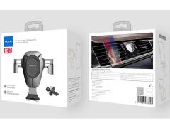 پایه نگهدارنده گوشی راک ROCK Pro Gravity Air Vent Car Mount