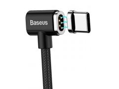 کابل شارژ مگنتی دو سر تایپ سی بیسوس Baseus Type-C Magnet Cable 1.5m