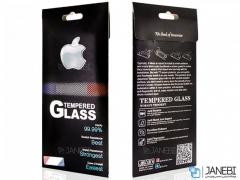 محافظ صفحه نمایش شیشه ای تمام چسب آیفون Full Glass 2.5D Screen Protector Apple iphone XS Max