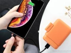 پاور بانک و شارژر وایرلس راک Rock P51 Wireless Charging Mini Power Bank 10000mAh