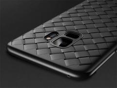 قاب ژله ای راک سامسونگ Rock Ultrathin Weave Protection Case Samsung S9