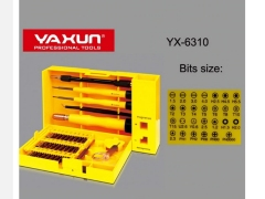 مجموعه پیچ گوشتی Yaxun YX-6310