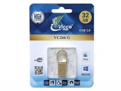 فلش مموری ویکو من Vicco Man VC266 S USB 2.0 Flash Drive 32GB