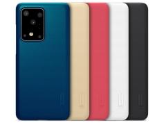 قاب محافظ نیلکین سامسونگ Nillkin Frosted Shield Case Samsung Galaxy S20 Ultra