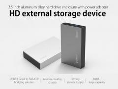باکس هارد اینترنال به اکسترنال اوریکو ORICO USB3.0 3.5 inch SATA External Hard Drive Enclosure 3518S3