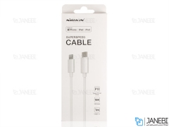 کابل تایپ سی به لایتنینگ سریع نیلکین Nillkin Type-C to Lightning Cable 1M