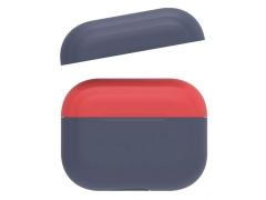 کاور سیلیکونی دو در ایرپاد پرو AhaStyle Silicone Two Toned Case Airpods Pro