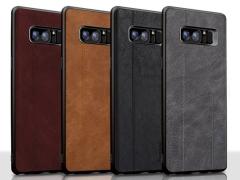 قاب چرم سامسونگ MeanLove Double Line Case Samsung S10