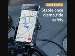 پایه نگهدارنده موبایل موتور و دوچرخه بیسوس Baseus Armor Motorcycle Holder
