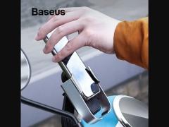 پایه موبایل موتور و دوچرخه بیسوس Baseus Armor Motorcycle Holder