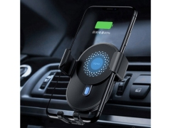 پایه  هوشمند و شارژر وایرلس توتودیزاین Totu CACW-036 Smart Car Mount