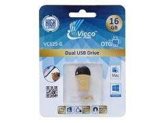 فلش مموری میکرو یو اس بی ویکومن Viccoman VC125 Flash Drive 32GB