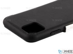 کیف محافظ چرم آیفون VPG Magnetic Leather Cover iPhone 11 Pro