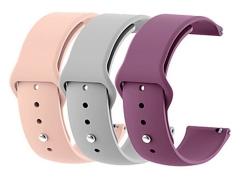 بند ساعت سامسونگ Samsung Watch Band Silicone 22mm Gear S3 Frontier Classic 42/46mm