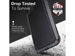قاب ایکس دوریا طرح چرم آیفون X-Doria Defense Lux Case iPhone 11 Pro Max