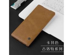 کیف طرح چرم سامسونگ G-Case Business Case Samsung Note 10