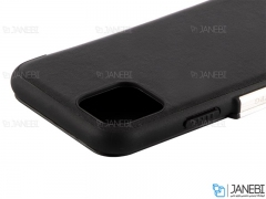 کیف چرم آیفون VPG Magnetic Leather Cover iPhone 11
