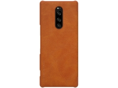 کیف چرمی سونی Nillkin Qin Leather Case Sony Xperia 1