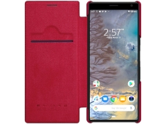 کیف چرمی سونی Nillkin Qin Leather Case Sony Xperia 10