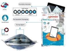پک خشک کن موبایل پرومیت Promate DriPak-T Water Recovery Kit Mobile