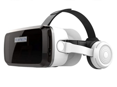 عینک واقعیت مجازی شاینکن VR Shinecon SC-G04BS Virtual Reality Glasses