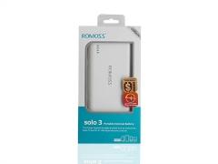 پاور بانک روموس Romoss Solo 3 PH30 Power Bank 6000mAh