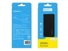 پاور بانک روموس Romoss SOLIT 20 PH80 Power Bank 20000mAh