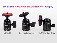 سه پایه گوشی و دوربین جی ماری Jmary MT-68 Portable Tripod