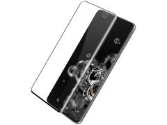 محافظ صفحه نمایش شیشه ای نیلکین سامسونگ Nillkin 3D DS+MAX Glass Samsung Galaxy S20 Ultra/S20 Ultra 5G