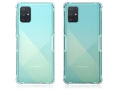 محافظ ژله ای نیلکین سامسونگ Nillkin TPU Case Samsung Galaxy A71