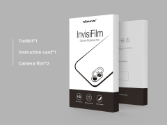 محافظ لنز دوربین سامسونگ نیلکین Nillkin InvisiFilm Samsung Galaxy S20 Plus/S20 Plus 5G