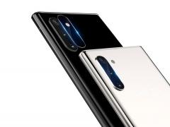 محافظ لنز دوربین سامسونگ نیلکین Nillkin InvisiFilm Samsung Galaxy Note 10/5G