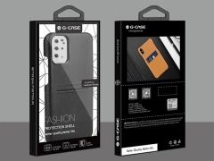 قاب محافظ سامسونگ G-case Cardcool Case Samsung Galaxy S20 Plus