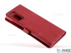 کیف چرمی سامسونگ G-case Honour Case Samsung Galaxy S20 Plus