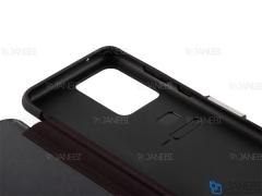 کیف محافظ چرم سامسونگ VPG Magnetic Leather Cover Samsung S20 Ultra