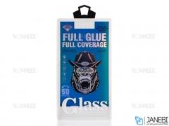 محافظ صفحه نمایش شیشه ای تمام چسب سامسونگ Mocoson Full Glue Glass Samsung Galaxy Note 9