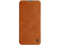 کیف چرمی نیلکین هواوی Nillkin Qin Leather Case Huawei P40 Lite/Nova 7i/Nova 6SE