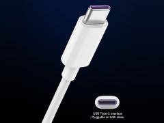 کابل شارژ و انتقال داده تایپ سی شیائومی Xiaomi ZMI USB Type-C Charge Cable 1M AL701