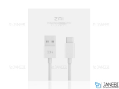 کابل شارژ و انتقال داده تایپ سی شیائومی Xiaomi ZMI USB Type-C Charge Cable 1M