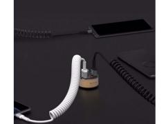 کابل شارژ و انتقال داده تایپ سی تلفنی باوین Bavin CB-153 Type-C Cable 1m