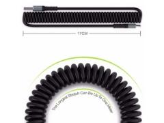 کابل شارژ و انتقال داده لایتنینگ تلفنی باوین Bavin CB-153 Lightning Cable 1m